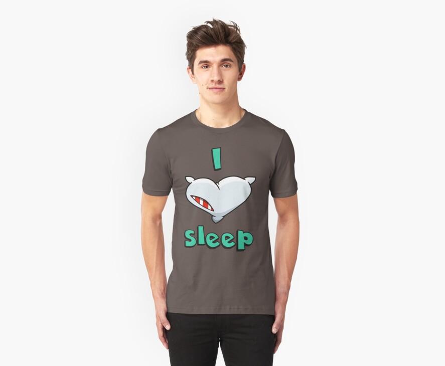 I love sleep by jchu231