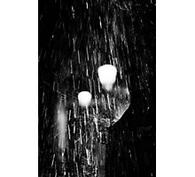 You look like rain Photographic Print