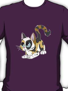 Little Calico cat T-Shirt