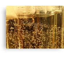 Golden Ginger Ale Canvas Print