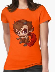 Pan Womens Fitted T-Shirt