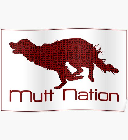 MUTT NATION Poster