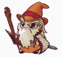 Wizard Chibi by GildedPixel