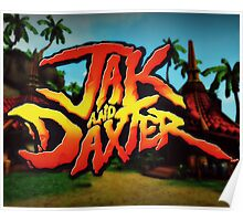 JAK AND THE DAXTOR! Poster