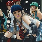 Roller Girls by artofcult