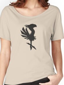 Chocobo Women's Relaxed Fit T-Shirt
