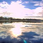 A good morning at Kassasjön by João Figueiredo
