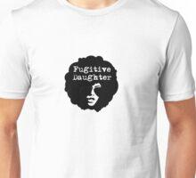 Fugitive Daughter Band - Afro Logo Unisex T-Shirt
