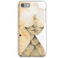 Orchid Face iPhone Case/Skin