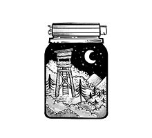 Outpost in a Jar by fabric8