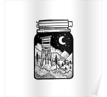 Outpost in a Jar Poster