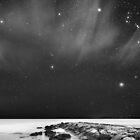 Landscape Stars B&W by JoseMiguelGago
