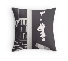 Billy Pilgrim Throw Pillow