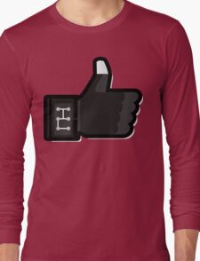 FACEBOOK X GHOSTBUSTERS (GB3) Long Sleeve T-Shirt