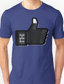 FACEBOOK X GHOSTBUSTERS (GB3) Unisex T-Shirt
