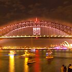 Light of Sydney by ramanandr