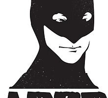 Abed Is Batman Now by Look Human