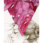 Pink Elephants · iPhone case by elia, illustration
