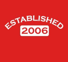 Established 2006 by tnoteman557