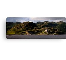 Duntrune Castle Canvas Print