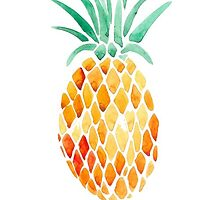 Tumblr pineapple  by Frootts