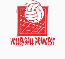 Volleyball Princess Women's Womens Fitted T-Shirt