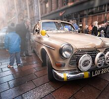 Monte Debutante - 1968 Volvo || Monte Carlo Classic Rally 2013  by Anir Pandit