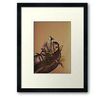 The Mother of Ten Thousand Things Framed Print