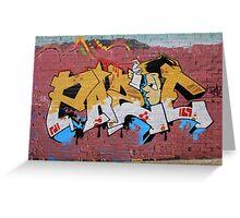 Street Art: global edition # 35 Greeting Card