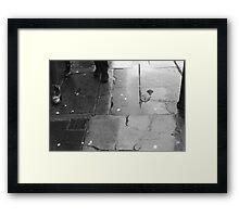 Piece of Dublin Framed Print
