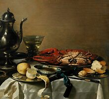 Still Life, 1643 by Bridgeman Art Library