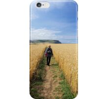 A Golden Afternoon iPhone Case/Skin