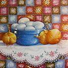 Mama's Eggs and Onions by Elizabeth Henry by Vivian Eagleson