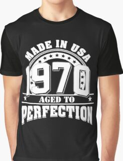 MADE IN 1970 Graphic T-Shirt