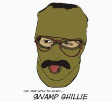 """""""The man with no heart...Swamp Ghillie""""  by Enderoman"""