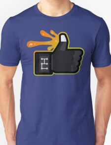 FACEBOOK X GHOSTBUSTERS (GB3 SLIMED) T-Shirt