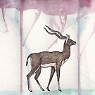 Antelope Rainstorm by samclaire