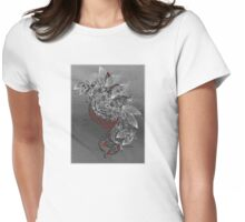 Earth Dance Womens Fitted T-Shirt