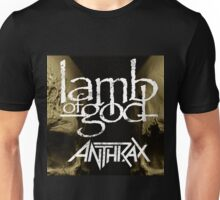 ANTHRAX LAMB OF GOD Unisex T-Shirt