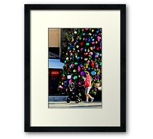 Out For A Stroll Framed Print