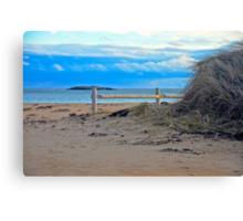 Sand Beach, Acadia National Park  Canvas Print