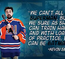 """Kevin Smith - """"We Can Be Batman"""" by DarkNateReturns"""