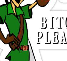 Link - Hey Bitch Sticker