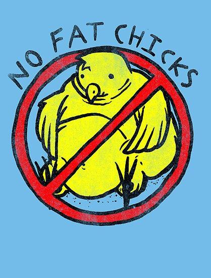 No Fat Chicks by Jonah Block