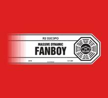 Fanboy Label Kids Tee