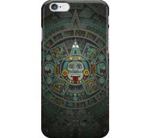 Stone of the Sun II. iPhone Case/Skin