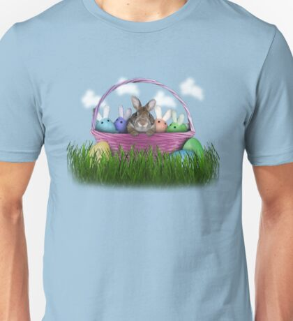 Easter Bunny Rabbit Unisex T-Shirt