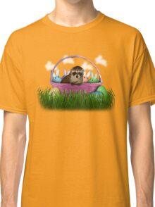 Easter Raccoon Classic T-Shirt