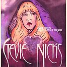 Stevie Nicks' The Wild Heart by Monica Lara