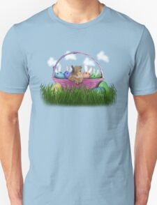 Easter Squirrel Unisex T-Shirt